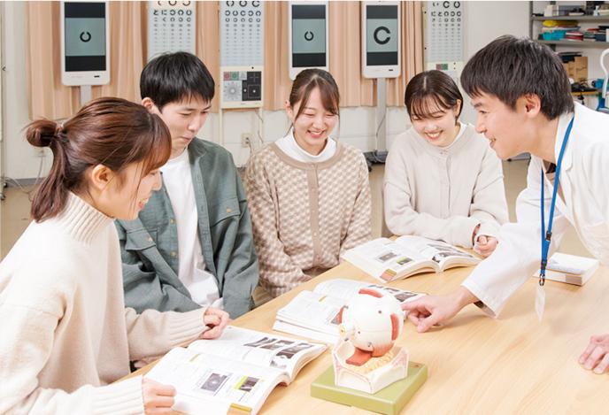 >AO入試で夢へのスタートダッシュ!