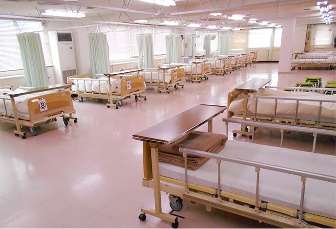 看護師科実習室